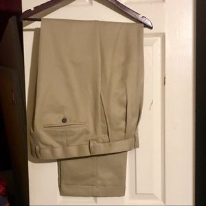 Pro Tour Men's Dress Khakis 36x30